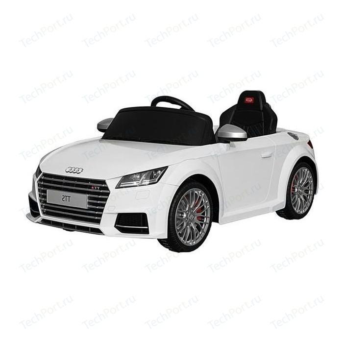 Детский электромобиль Rastar Audi TTS Roadster Red 12V 2.4G Белый - RAS-82500-W