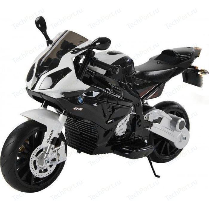 Электромотоцикл Jiajia BMW S1000RR на аккумуляторе 12V черный - JT528-black электромотоцикл jiajia bmw s1000rr на аккумуляторе 12v цвет синий jt528 blue