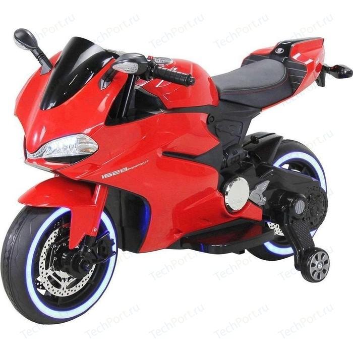 Детский электромобиль - мотоцикл FUTAI Ducati Red красный FT-1628-RED