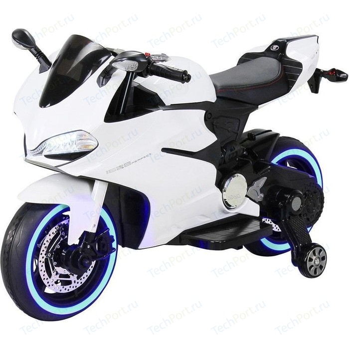 Мотоцикл Hollicy Ducati White Белый - SX1628-G-W