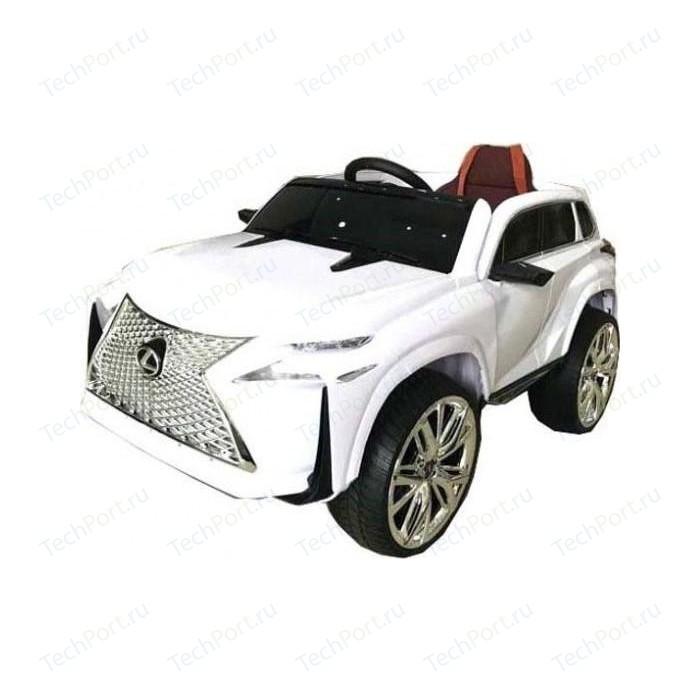 Детский электромобиль Jiajia Lexus - HJ-5566-WHITE