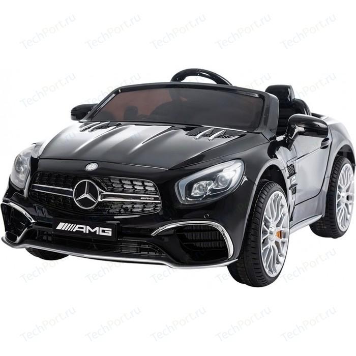 Электромобиль ToyLand Mercedes-Benz черный - XMX602 Ч