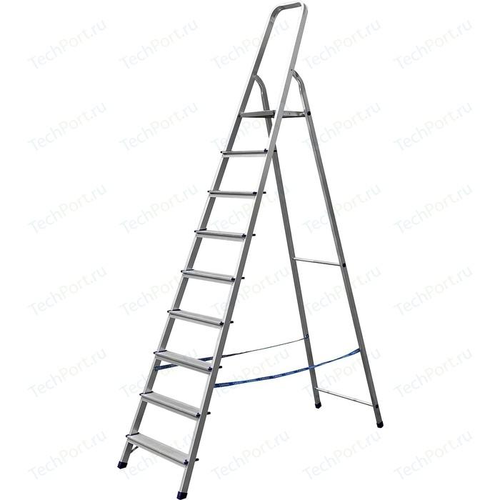 Стремянка Сибин 9 ступеней 187 см (38801-9)