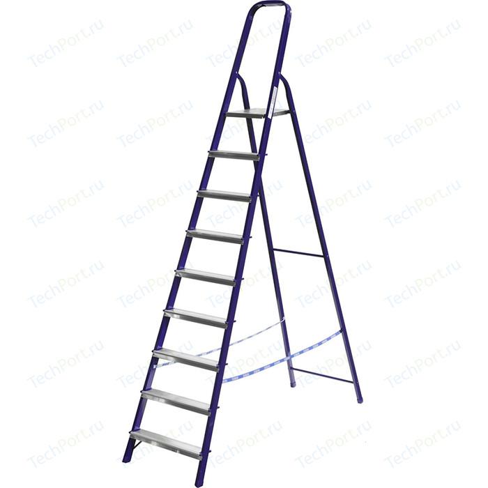 Стремянка Сибин 10 ступеней 208 см (38803-10)