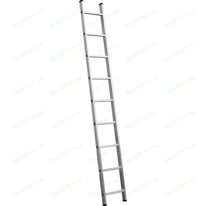 Лестница приставная Сибин 9 ступеней высота 251 см (38834-09)