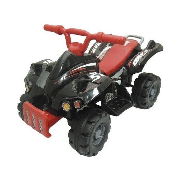 Детский электроквадроцикл Jiajia черный - 8070390-B jiajia taipei