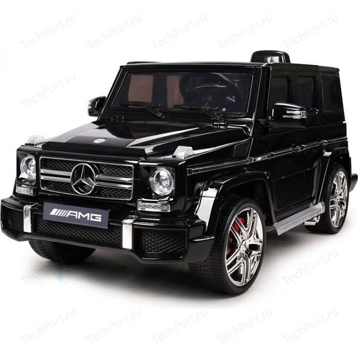 Радиоуправляемый детский электромобиль TCV Mercedes Benz G63 AMG 12V черный - HL168-B