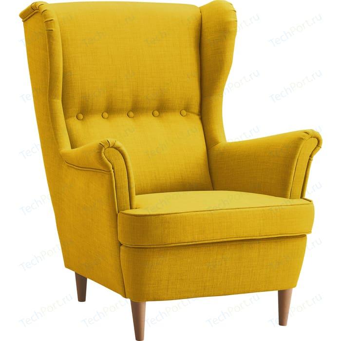 Кресло Вилора Лондон, ножки бук, обивка рогожка Elain 20