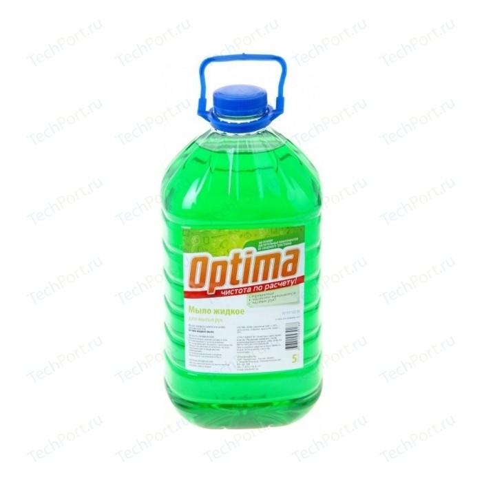 Жидкое мыло для мытья рук Synergetic Optima, канистра, 5 л