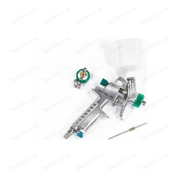 Краскопульт пневматический Stels AG 810 HVLP