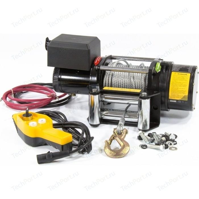 Лебедка электрическая DENZEL LB-2000