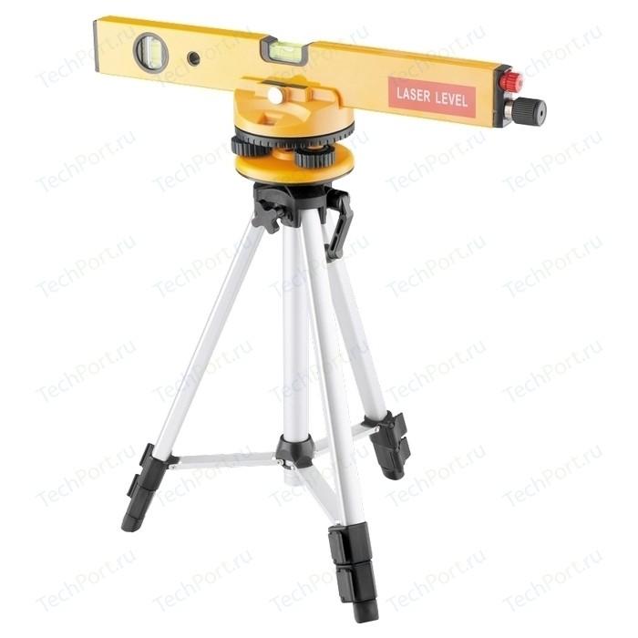 Лазерный уровень MTX 400мм штатив 1050мм 3 глазка (350299)