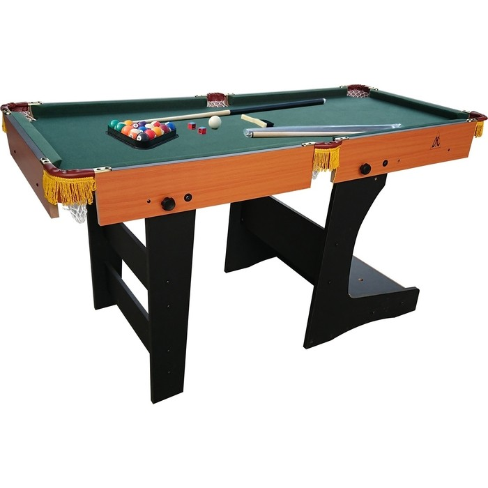 Бильярдный стол DFC TRUST 5 складной бильярдный стол weekend billiard company пирамида classic ii 12 ф орех