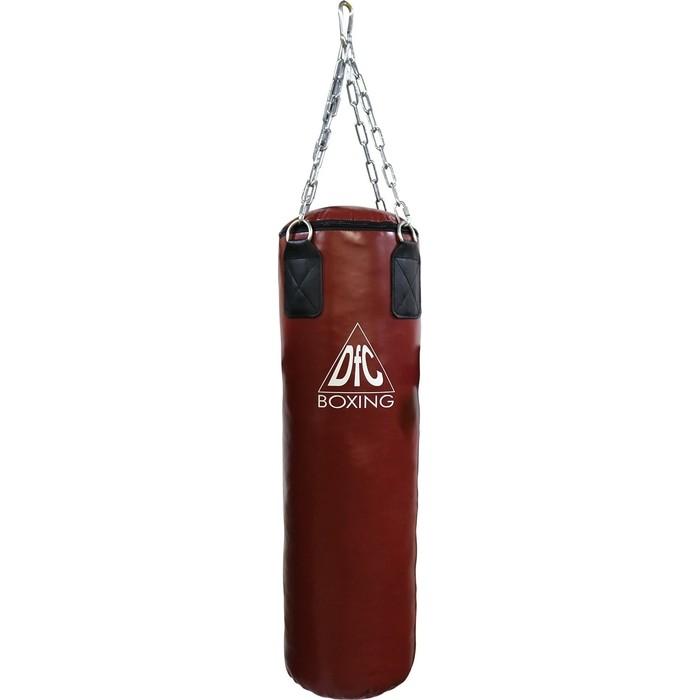 Боксерский мешок DFC HBPV2.1 бордо (100х30х30)