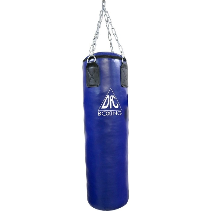 Боксерский мешок DFC HBPV2.1 синий ( 100х30х30)