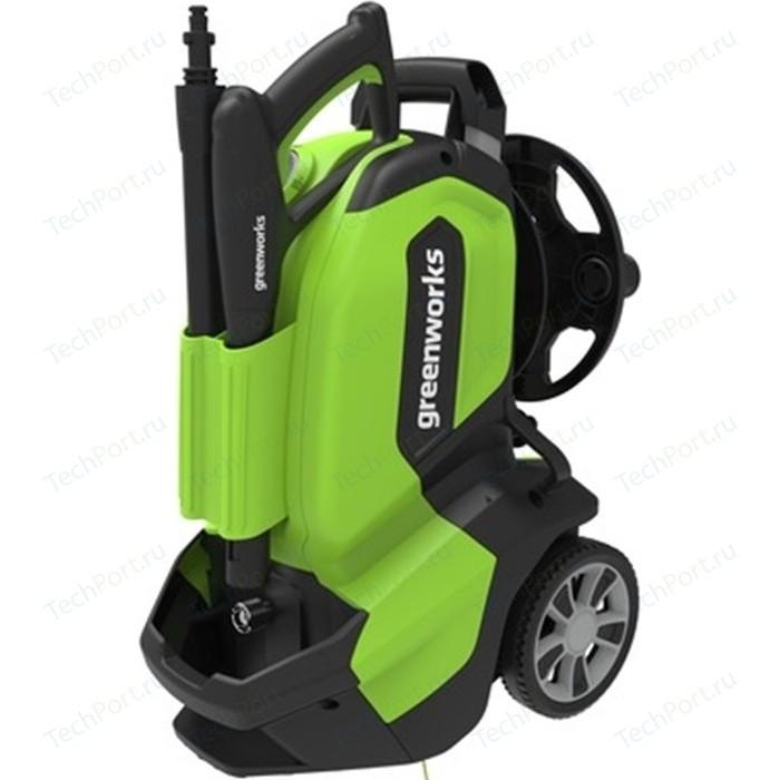 цена на Мойка высокого давления GreenWorks GPWG40 (5104107)