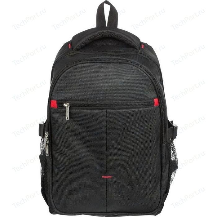 Рюкзак №1 School молодежный черный 843419