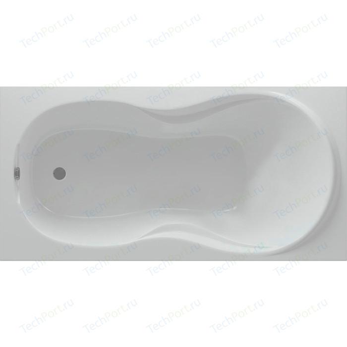 Акриловая ванна Aquatek Мартиника 180х90 см фронтальная панель, каркас, слив-перелив (MAR180-0000068) акриловая ванна aquatek альфа 140х70 фронтальная панель каркас слив перелив alf140 0000019