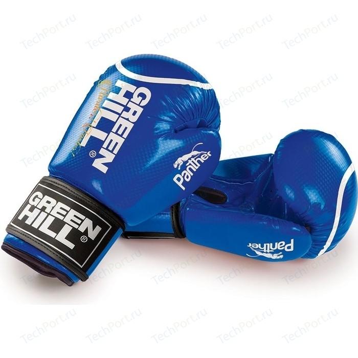 Перчатки боксерские GREEN HILL PANTHER BGP-2098-12-BL