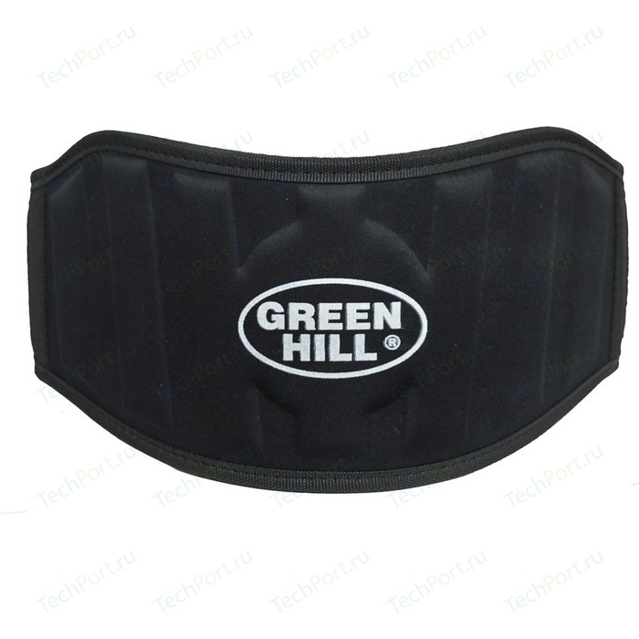 Пояс GREEN HILL тяжелоатлетический WLB-6732A-M, р. M ( 100 см)