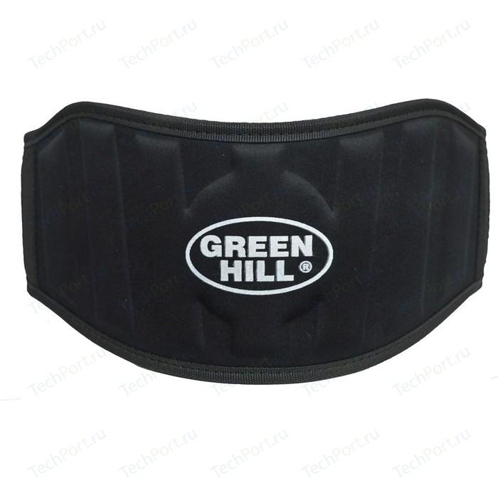 Пояс GREEN HILL тяжелоатлетический WLB-6732A-XL, р. XL ( 115 см)