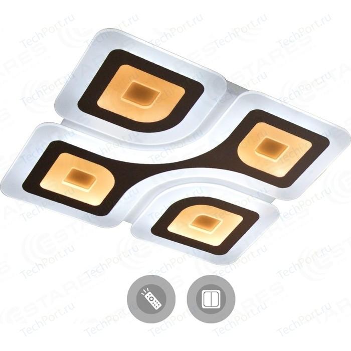 Управляемый светодиодный светильник Estares Geometria Quadrate 85W Q-500-WHITE-220-IP44