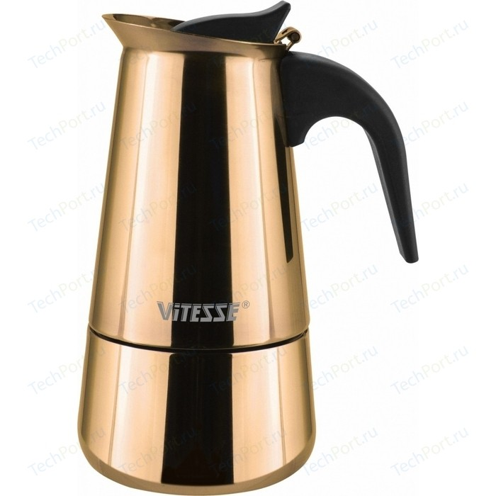 Кофеварка гейзерная Vitesse (VS-2646 Медный)