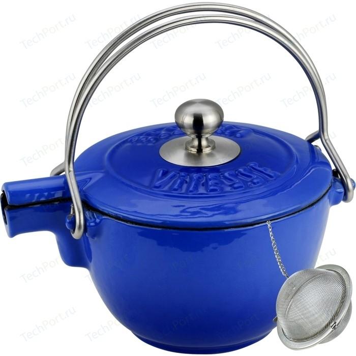 Заварочный чайник 1.15 л Vitesse (VS-2329 Синий)