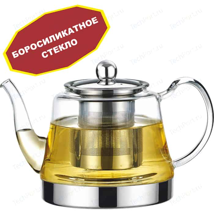 Заварочный чайник 0.9 л Vitesse (VS-4008)