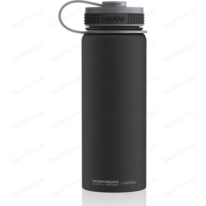 Термобутылка 0.53 л Asobu Alpine flask (TMF2 Черный)