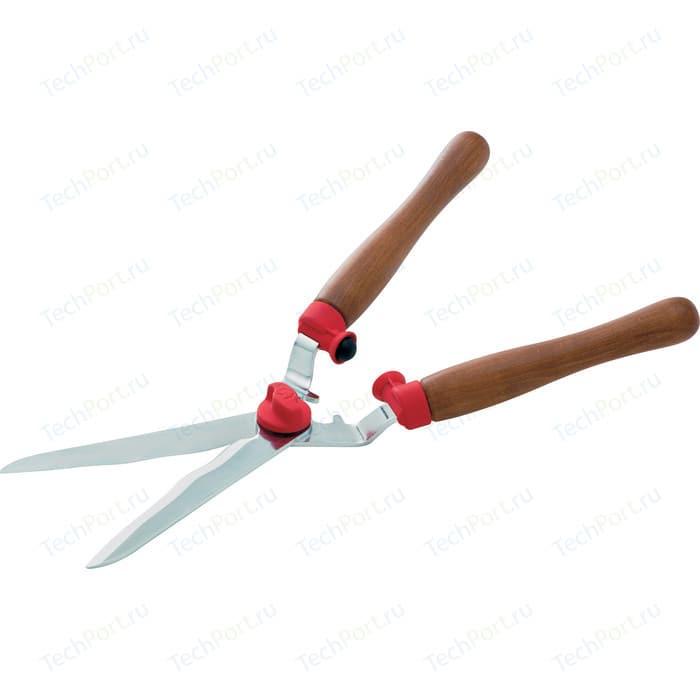 Ножницы для стрижки кустов Wolf Garten с волновыми лезвиями HS-W (7439000)