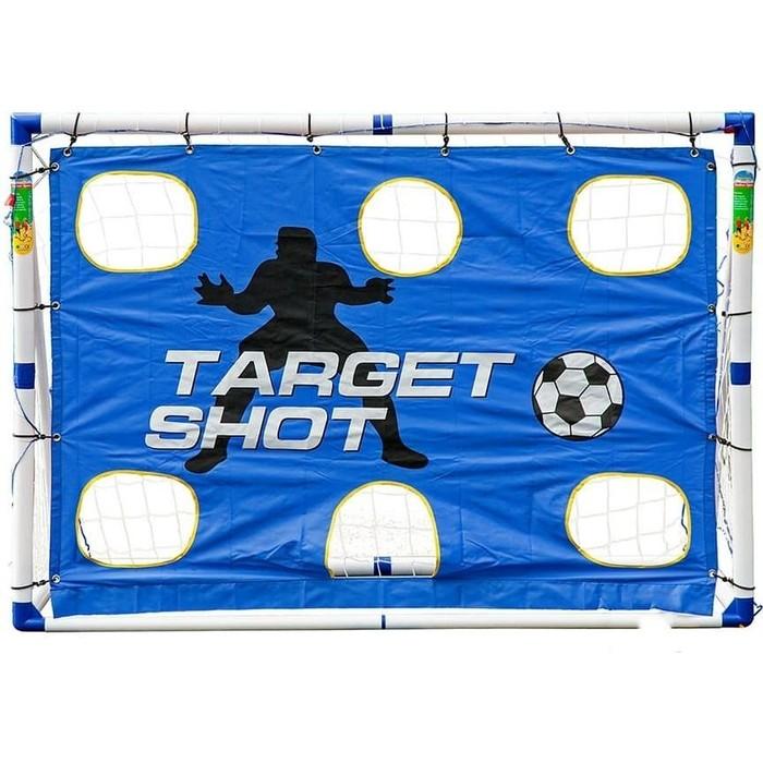 Ворота футбольные DFC 2 в 1 GOAL7180T