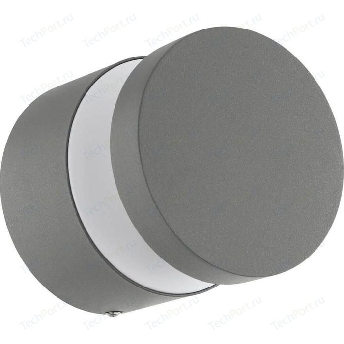 Уличный настенный светодиодный светильник Eglo 97301 уличный настенный светодиодный светильник eglo 96505