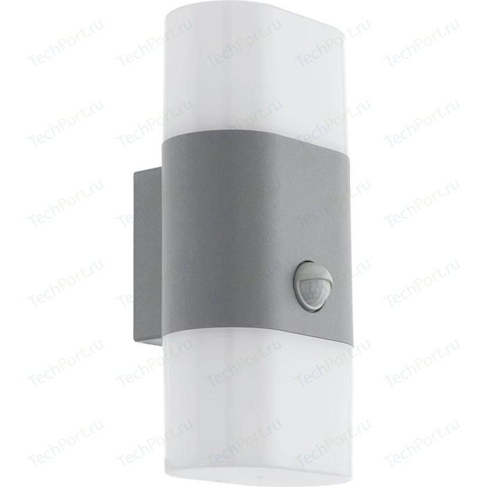 Уличный настенный светодиодный светильник Eglo 97313 уличный настенный светодиодный светильник eglo 96505
