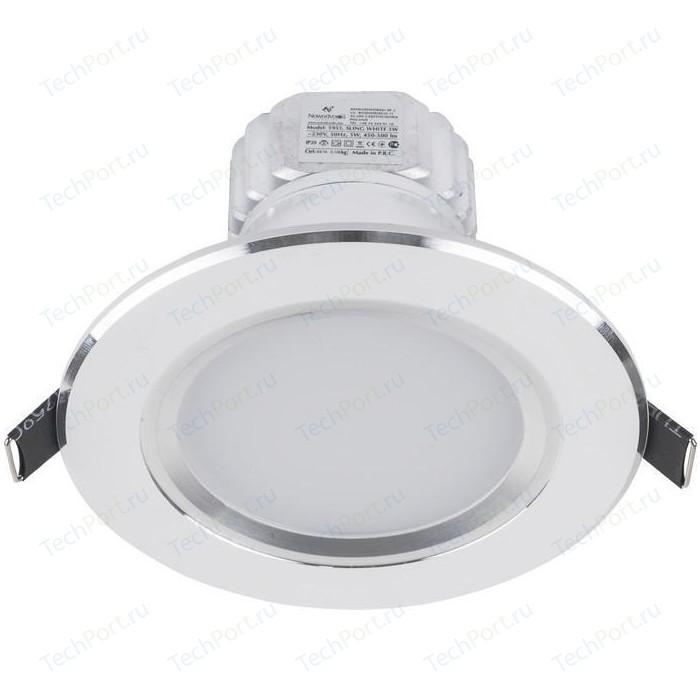 Встраиваемый светодиодный светильник Nowodvorski 5955