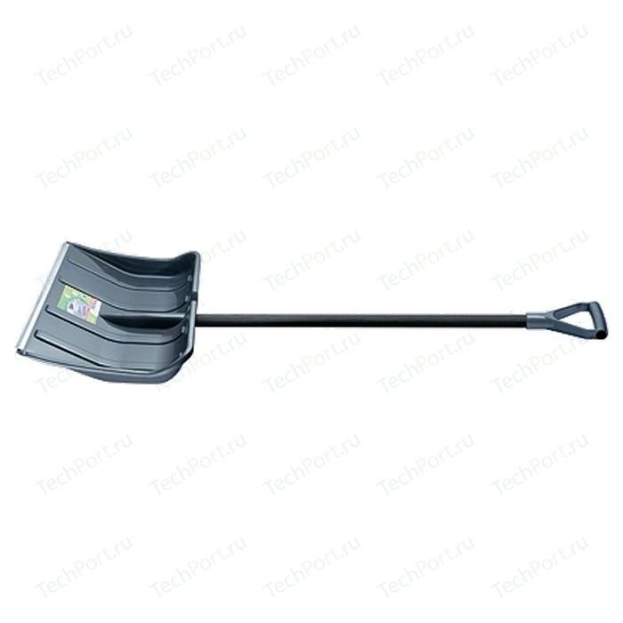 Лопата снеговая PALISAD пластиковые ковш и рукоятка Luxe (61563)