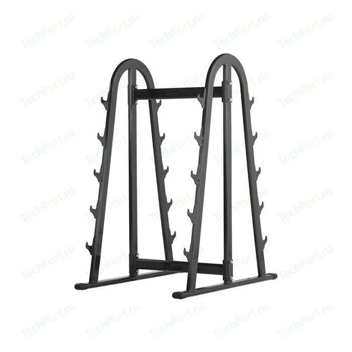 Стойка для грифов Bronze Gym H-039 (черный)