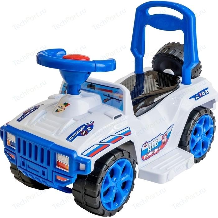 цена на Каталка RT с родительской ручкой RACE MINI Formula 1 Полиция