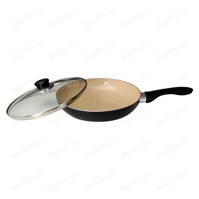 Сковорода GALAXY d 26см (GL 9817 ) сковорода d 24 см kukmara кофейный мрамор смки240а