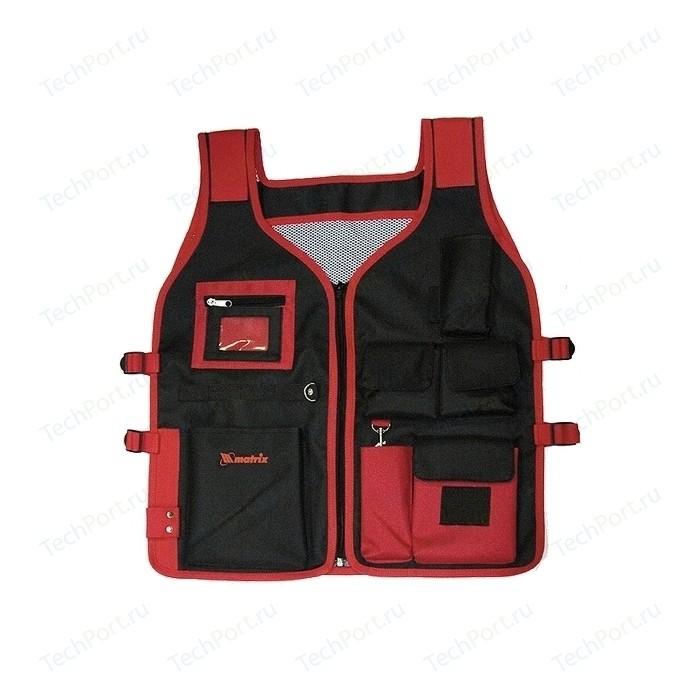 Жилет для ношения инструментов Matrix 510 мм*600 мм (90246)