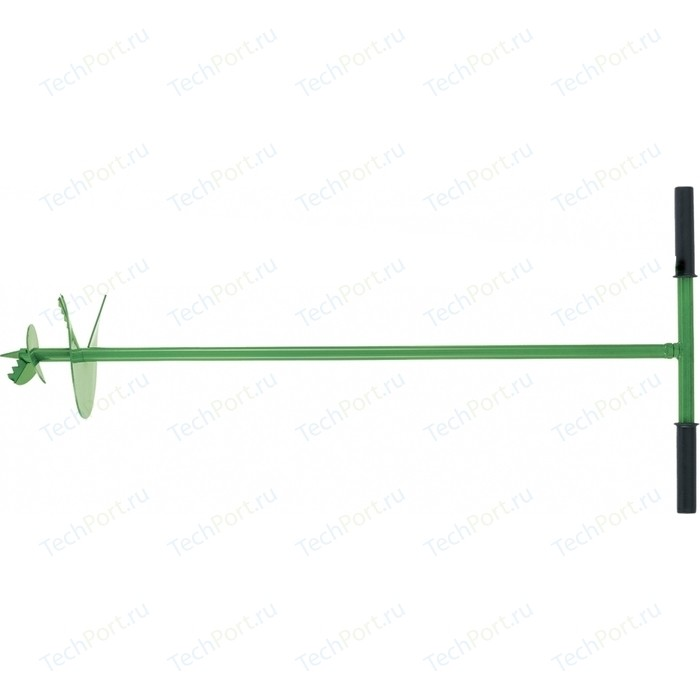 Бур почвенный ручной СибрТех 400х1000мм (64507)