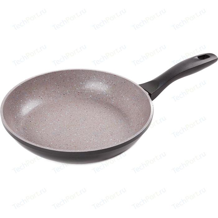 Сковорода Endever d 28см Stone-Grey-28