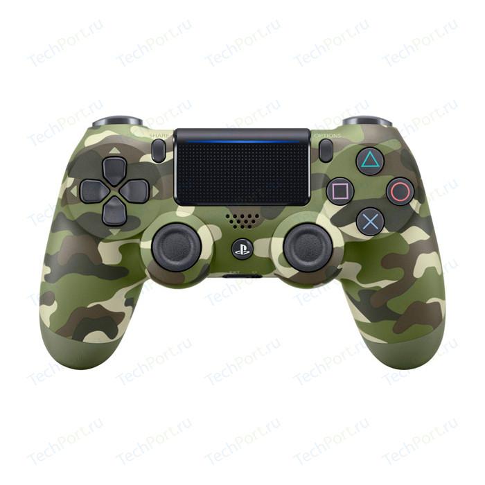 Геймпад Sony DualShock 4 v2 camouflage (CUH-ZCT2E)