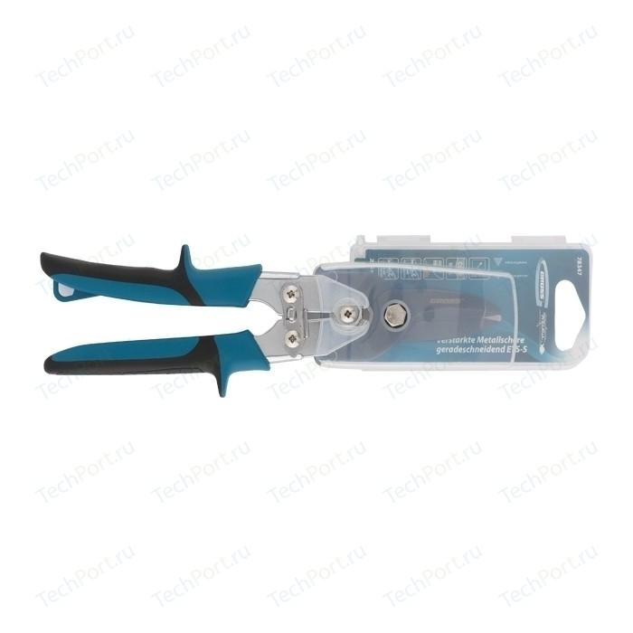 Ножницы по металлу GROSS 255 мм усиленные Piranha CrMo (78347)