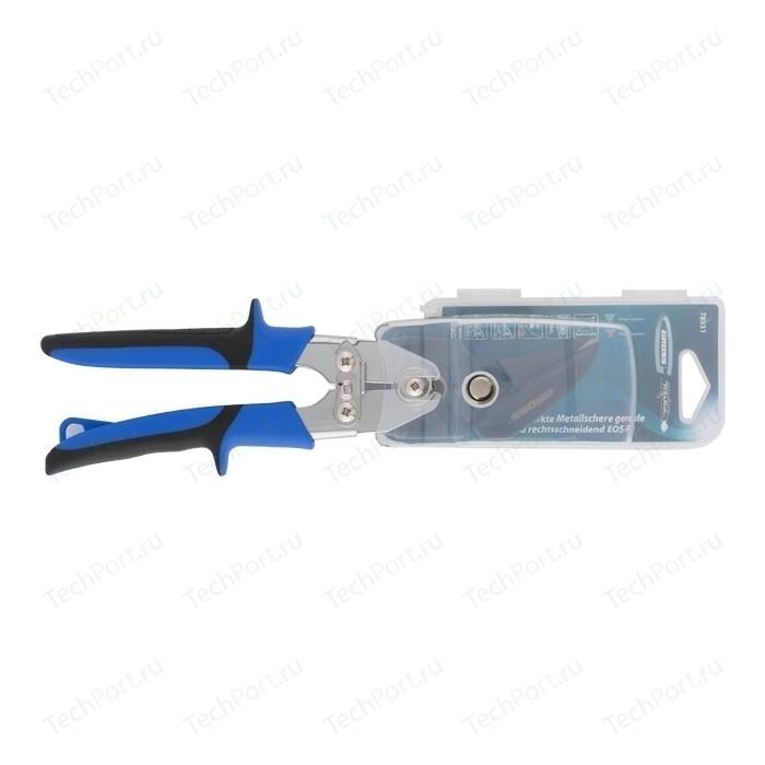 Ножницы по металлу GROSS 255 мм усиленные Piranha CrMo (78351)