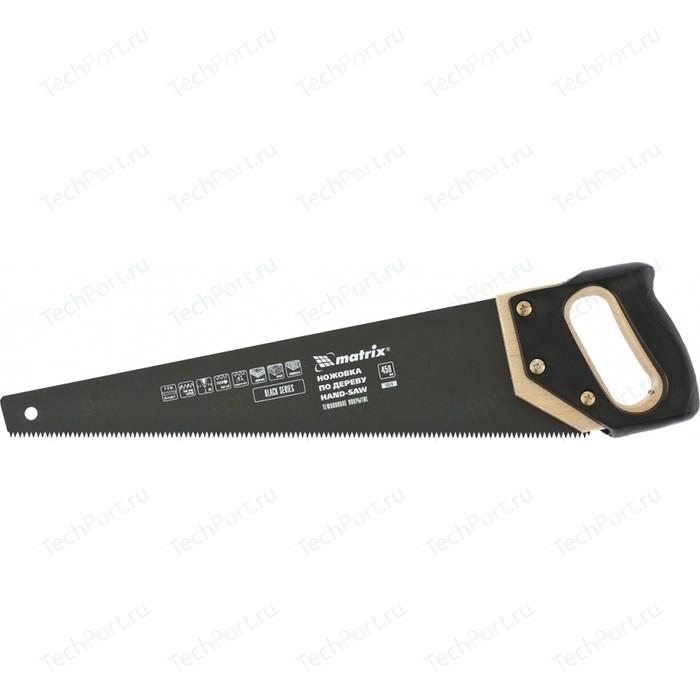 Ножовка Matrix 450 мм 7-8 TPI зуб - 3D (23578)