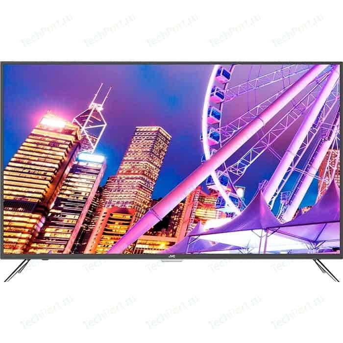 Фото - LED Телевизор JVC LT-43M685 наушники jvc ha mr60x e черный