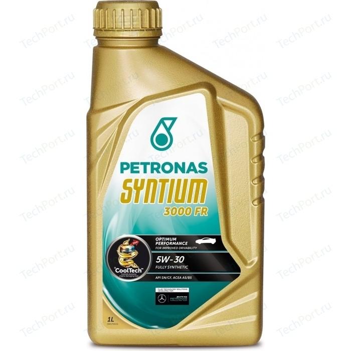 Моторное масло Petronas Syntium 3000 FR 5W-30 1л