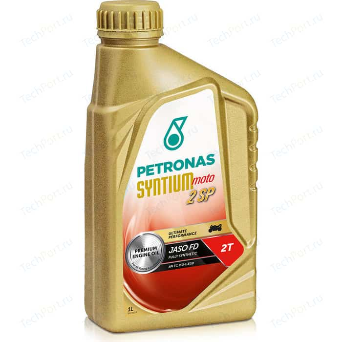 Моторное масло Petronas Syntium Moto 2 SP (ESTERS) 1л
