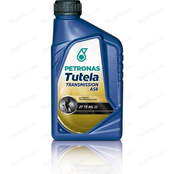 Трансмиссионное масло Petronas Tutela AS8 1л